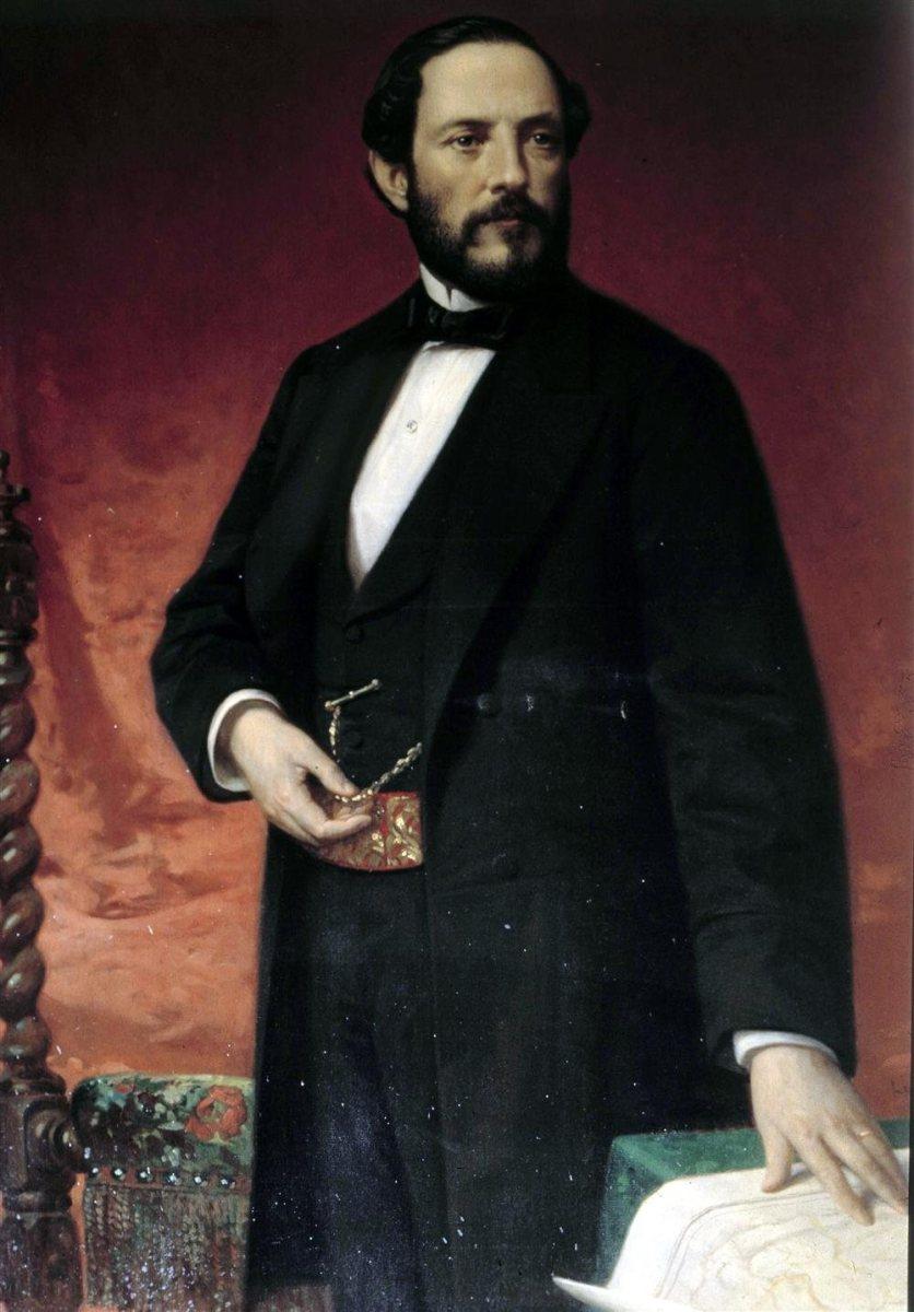Juan Prim y Prats. Omnipotente y masón