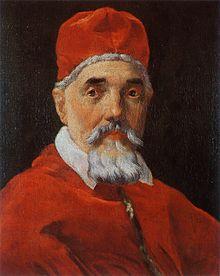 URBANO VIII, PINTADO POR GIAN LORENZO BERNINI - 1625