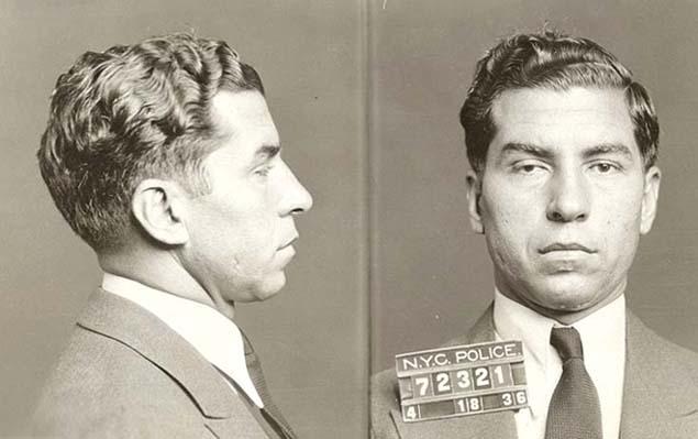 Lucky Luciano. Arquitecto del crimen