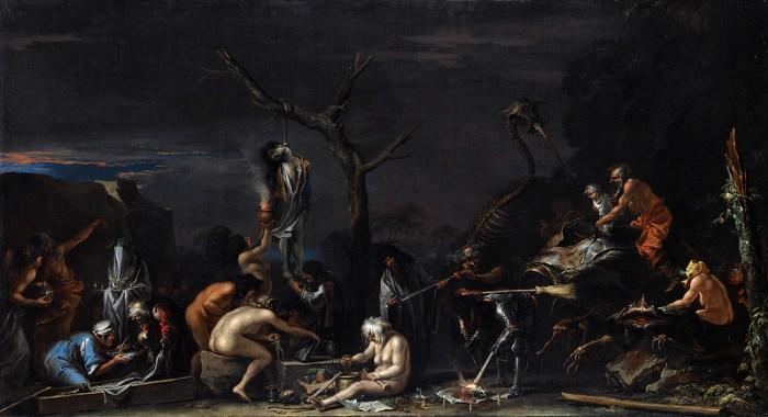 Las Brujas: una orgía de destrucción