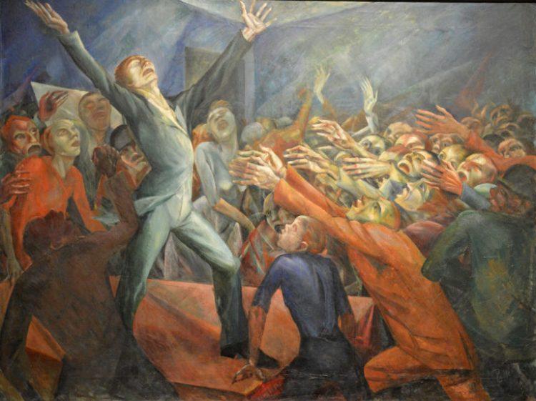 Instrucciones para convertirse en tirano - El orador, de Zeller