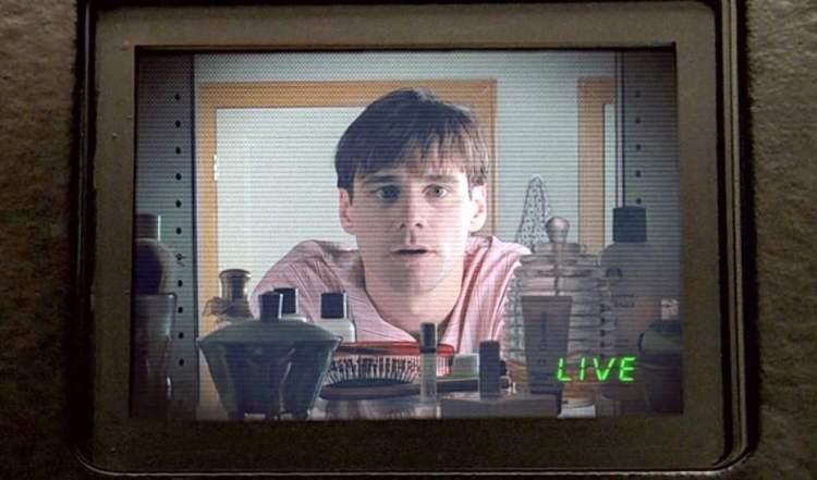Fotograma de la película El show de Truman