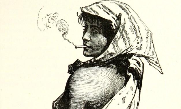 Capítulo de las vicisitudes de un fumador