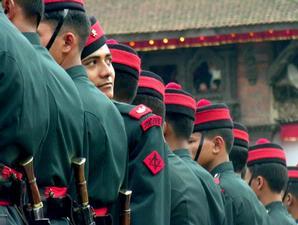 Prajurit Gurkha