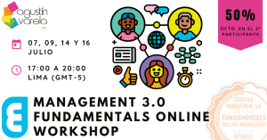 Taller Management 3.0 julio