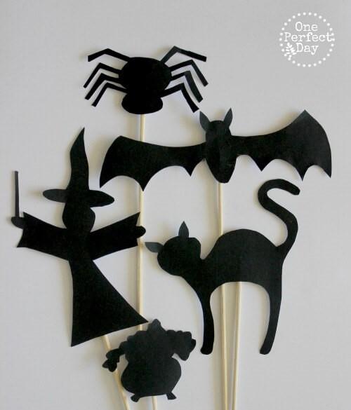 Manualidades infantiles para halloween a gusto en casa - Cosas de halloween para hacer en casa ...