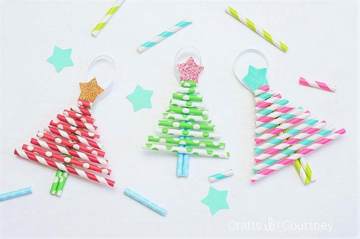 manualidades infantiles para Navidad