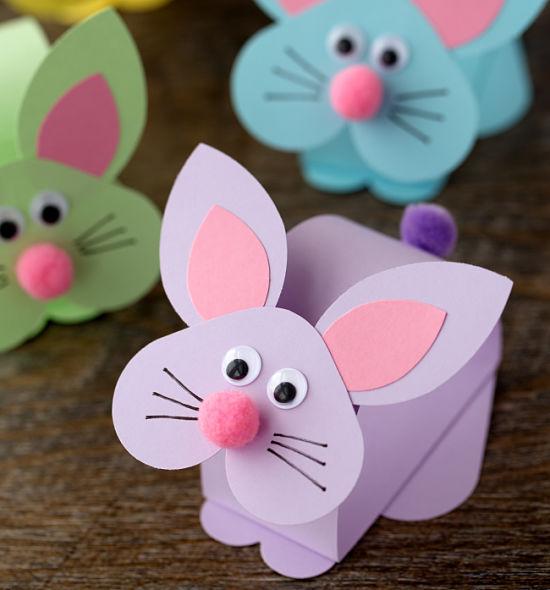 manualidades infantiles de Pascua
