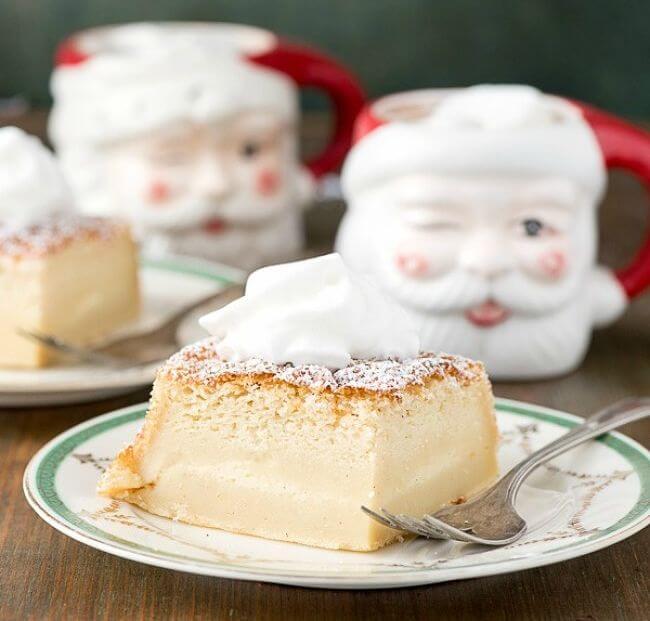 tartas de Navidad