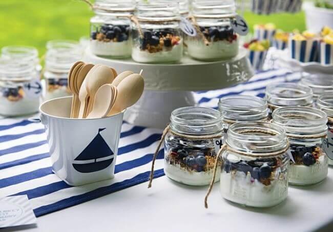 cómo organizar una fiesta náutica