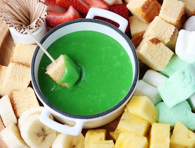 recetas de fondue