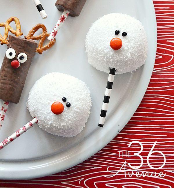 recetas dulces para Navidades