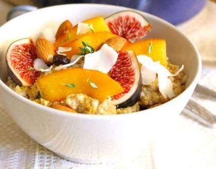 desayunos con fruta