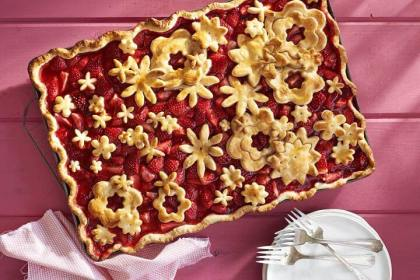 6 recetas dulces con fresas