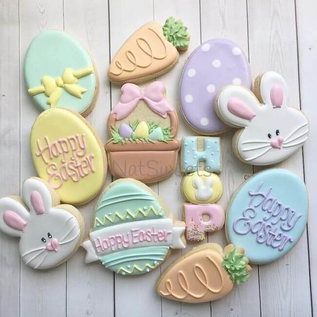 dulces de Pascua muy creativos