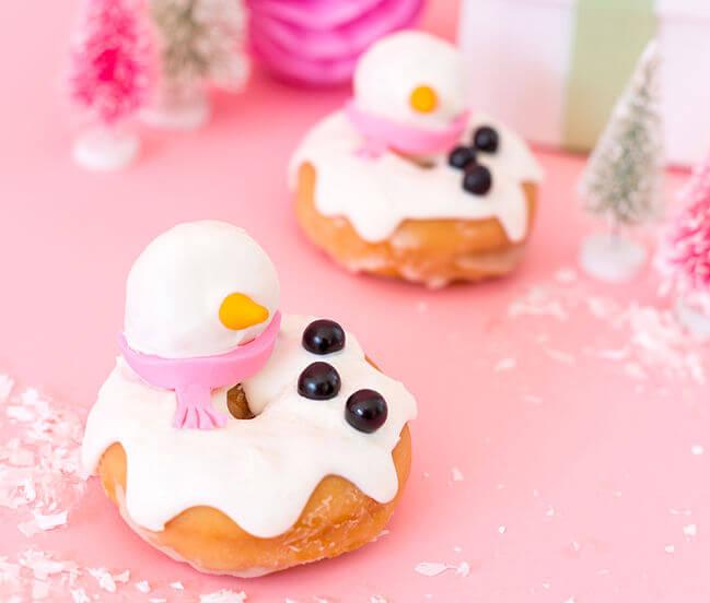 decorar donuts
