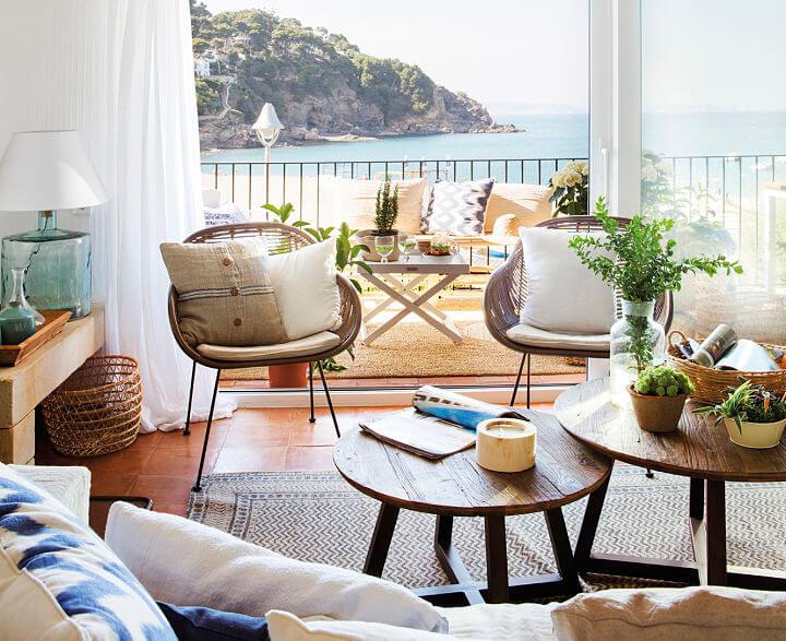 Ideas Inspiradoras Para Decorar Una Casa En La Playa A Gusto En Casa - Casas-e-ideas