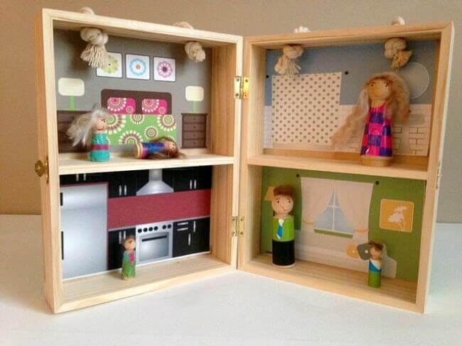 casas de muñecas muy económicas