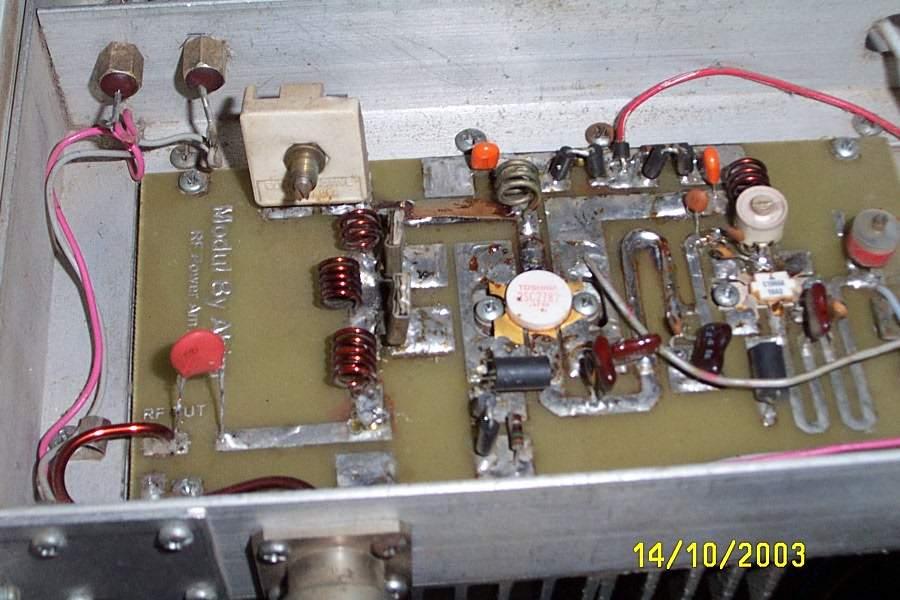 Booster Pemancar & Booster HT (Handy Talky) 50 Watt   Agustomank Blog