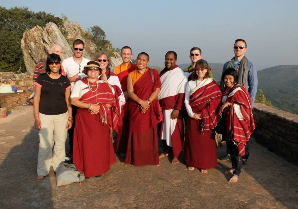 Shade Tree Yoga owner Kimberly LaRue talks about her trip through India and Nepal