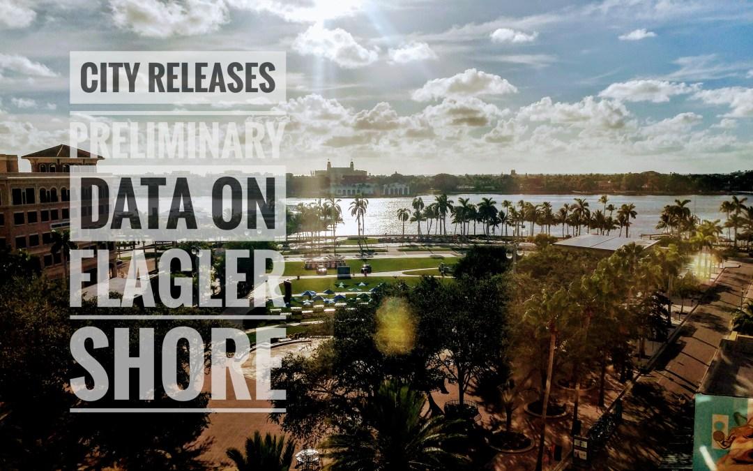 West Palm Beach Publishes Flagler Shore Data