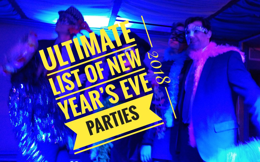 Ultimate List of  2018 New Year's Eve Parties on Clematis Street