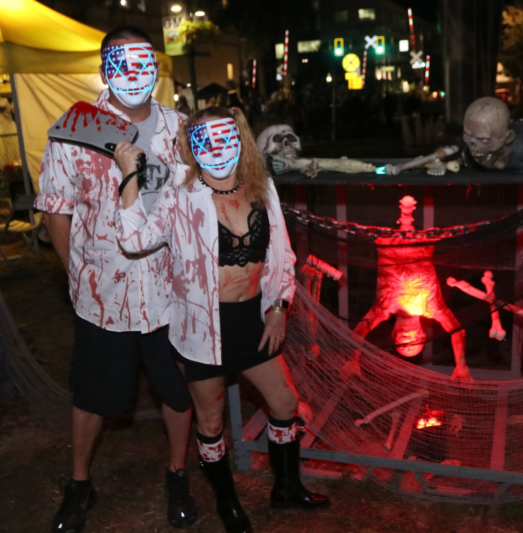 The PURGE has come to  Moonfest 2019 (photo by: Mike Jalches)