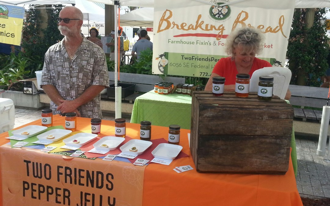 My top 5 favorite food vendors at the West Palm Beach Green Market