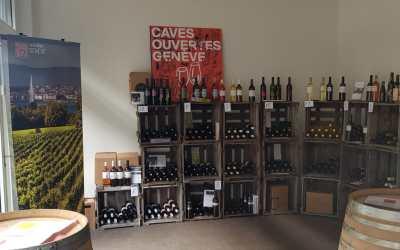 Les vignerons indépendants ouvrent une arcade à la Praille