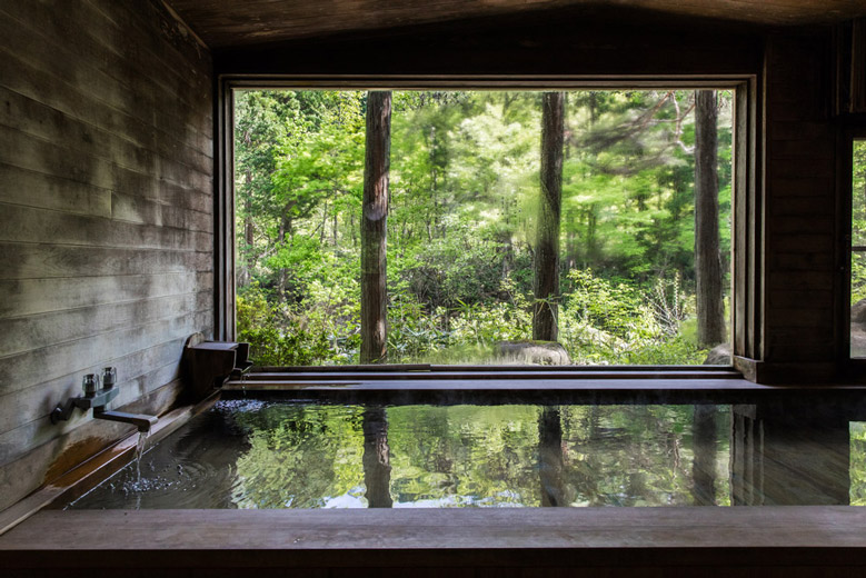 Soaking Up Japan A Tour Of New And Classic Onsen Ryokan