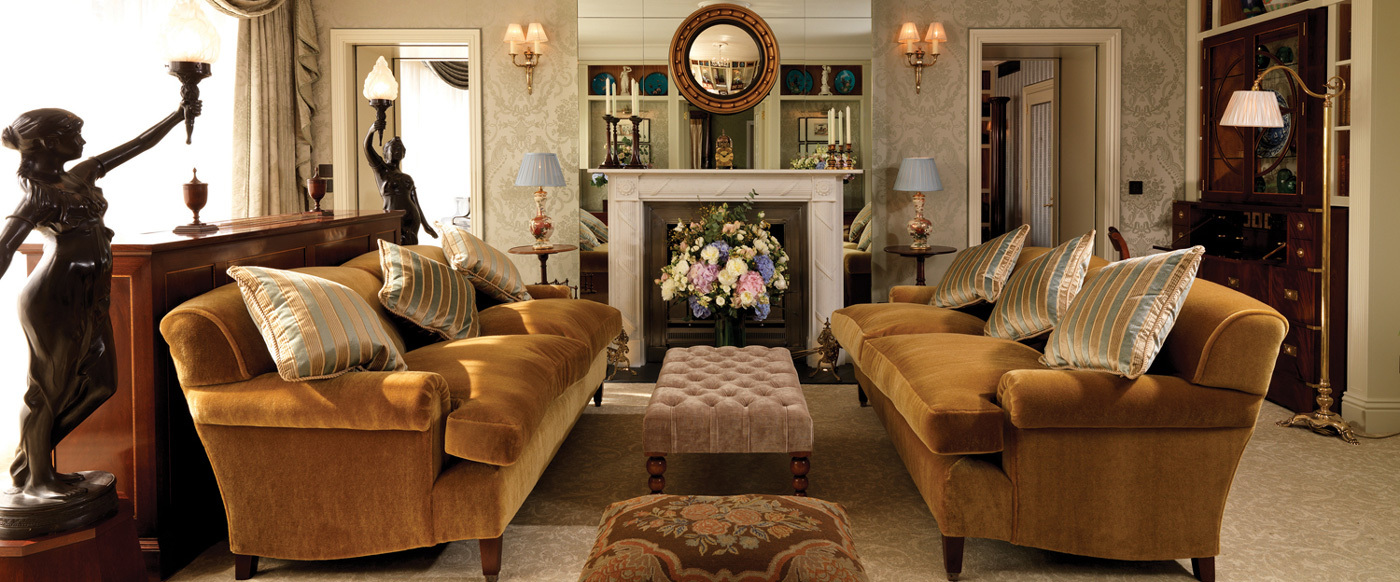 The Goring Luxury Hotel In London England