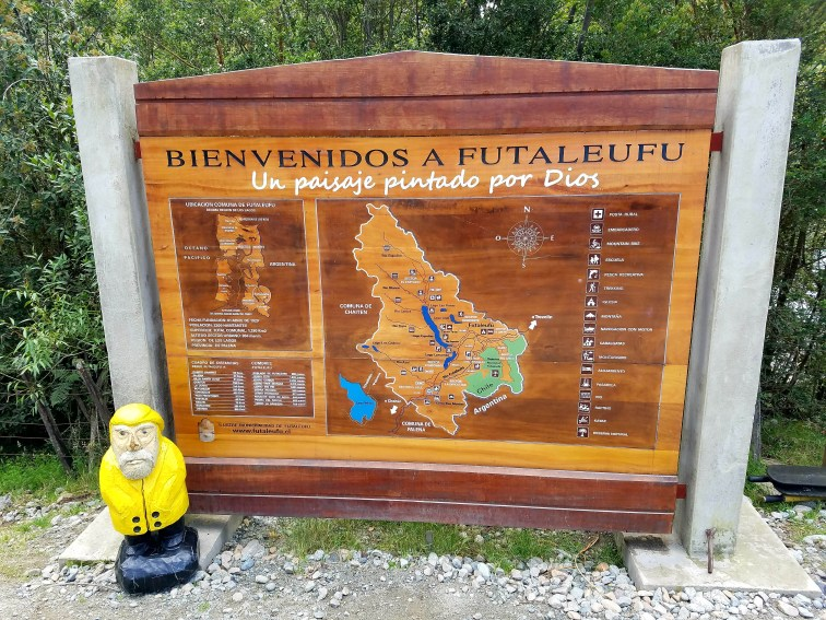 Captain Ahab of Ahab's Adventures exploring Futaleufu Chile 2017