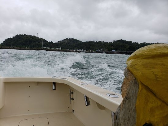 Captain Ahab of Ahab's Adventures crossing deep sea fishing of his bucket list with Gran Gallo Sportfishing in Manuel Antonio Costa Rica 2018