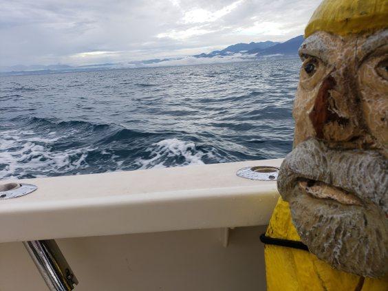 Captain Ahab of Ahab's Adventures crossing deep sea fishing of his bucket list with Gran Gallo Sportfishing in Manuel Antonio Costa Rica 2018