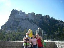 Captain Ahab of Ahab's Adventures at the Mount Rushmore National Memorial 2009