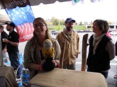 Captain Ahab's Mini Boozer of Ahab's Adventures at Berktoberfest Pittsfield Massachusetts 2011 & 2012