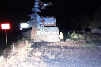 Captain Ahab of Ahab's Adventures entering Oregon 2011