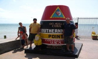 Captain Ahab of Ahab's Adventures at the Southern Most Point USA 2006