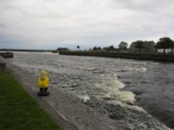 Captain Ahab of Ahab's Adventures in Galway Ireland 2014