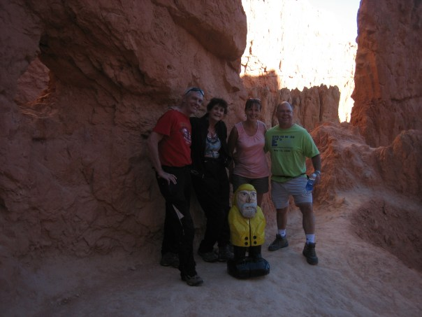 Captain Ahab of Ahab's Adventures at Bryce Canyon National Park in Utah 2009