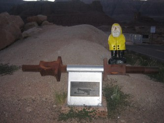 Captain Ahab of Ahab's Adventures near the Vermilion Cliffs in Arizona 2009
