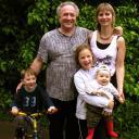 Die Familie Häberli im Herbst 2006