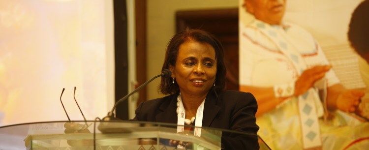 Dr Teguest Guerma Director General, Amref Health Africa