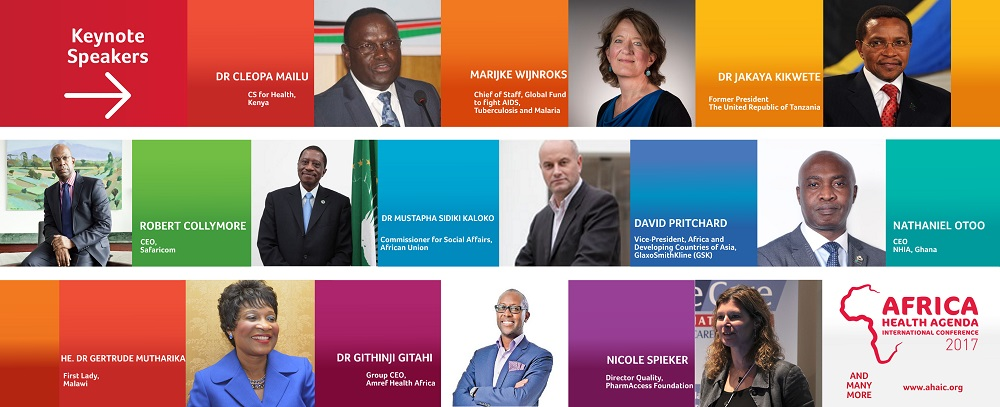 Ahaic 2017 Keynote Speakers