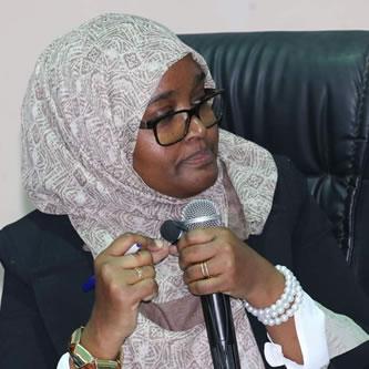 Dr. Amina Jama