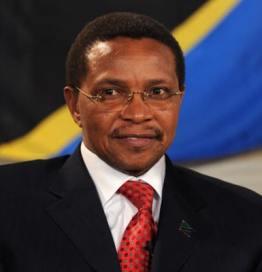 Dr Jakaya Kikwete