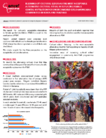 Blessings by Cultural Elders as The Most Acceptable Alternative Cultural Ritual in Replacing Female Genital Mutilation for Uncircumcised Girls among Maa Communities in Kenya And Tanzania