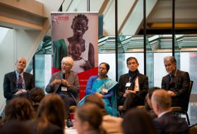 Equitable Access to Healthcare in Asia and Africa side event held during the 73rd Session of the UNGA in New York
