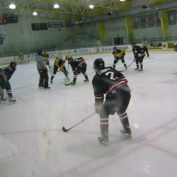 face off game 1