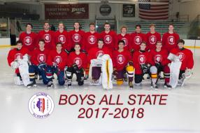 2018 Boys' All-State Red Team